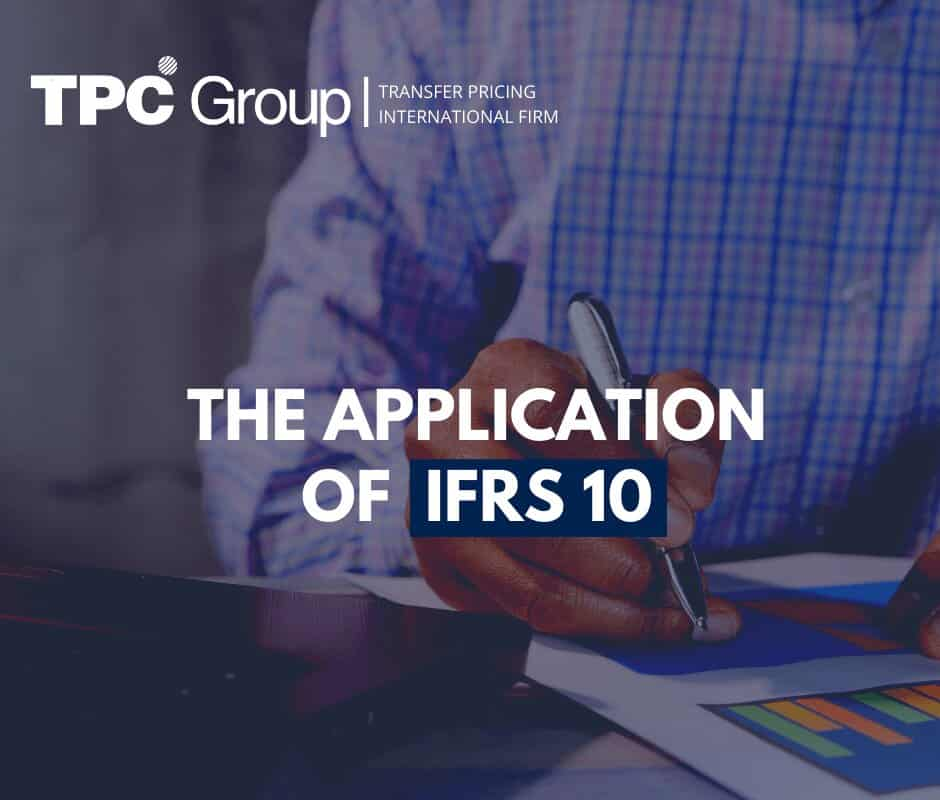 Application of IFRS 10 in Argentina