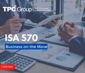 ISA 570 Business On The Move