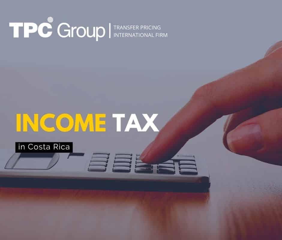 Income tax law in Costa Rica