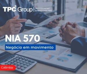 NIA 570 Negócio em Movimento