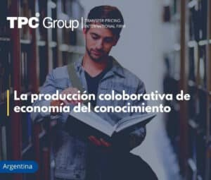 La producción coloborativa de economía del conocimiento en Argentina