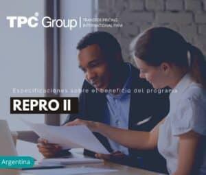 Especificaciones sobre el Beneficio del Programa REPRO II