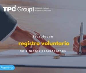 Establecen Registro Voluntario de Simples Asociaciones