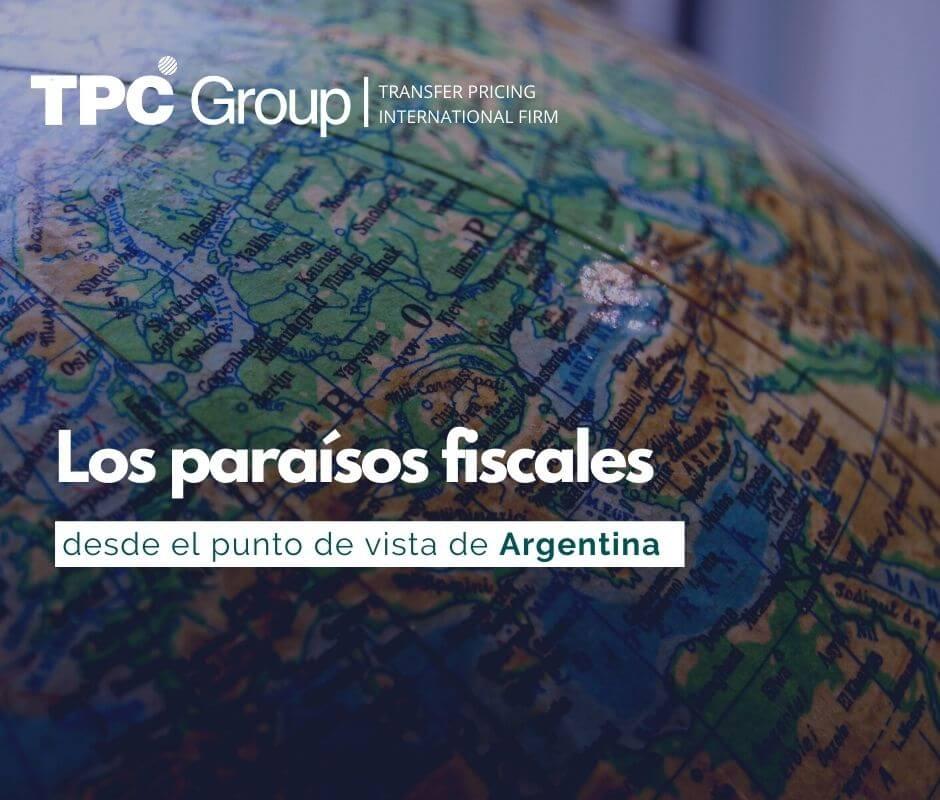 Los paraísos fiscales desde el punto de vista de Argentina