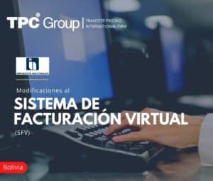 Modificaciones al Sistema de Facturación Virtual (SFV)