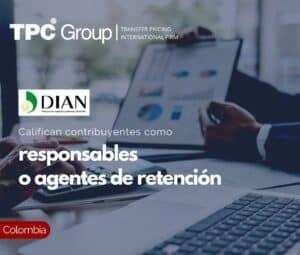 Califican Contribuyentes como Responsables o Agente de Retención