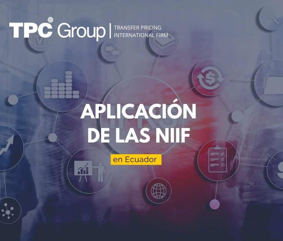 Aplicación de las NIIF en Ecuador