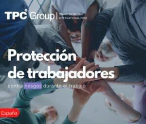 Protección de Trabajadores Contra Riesgos Durante el Trabajo