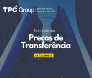 Expirações de preços de transferência na Colômbia
