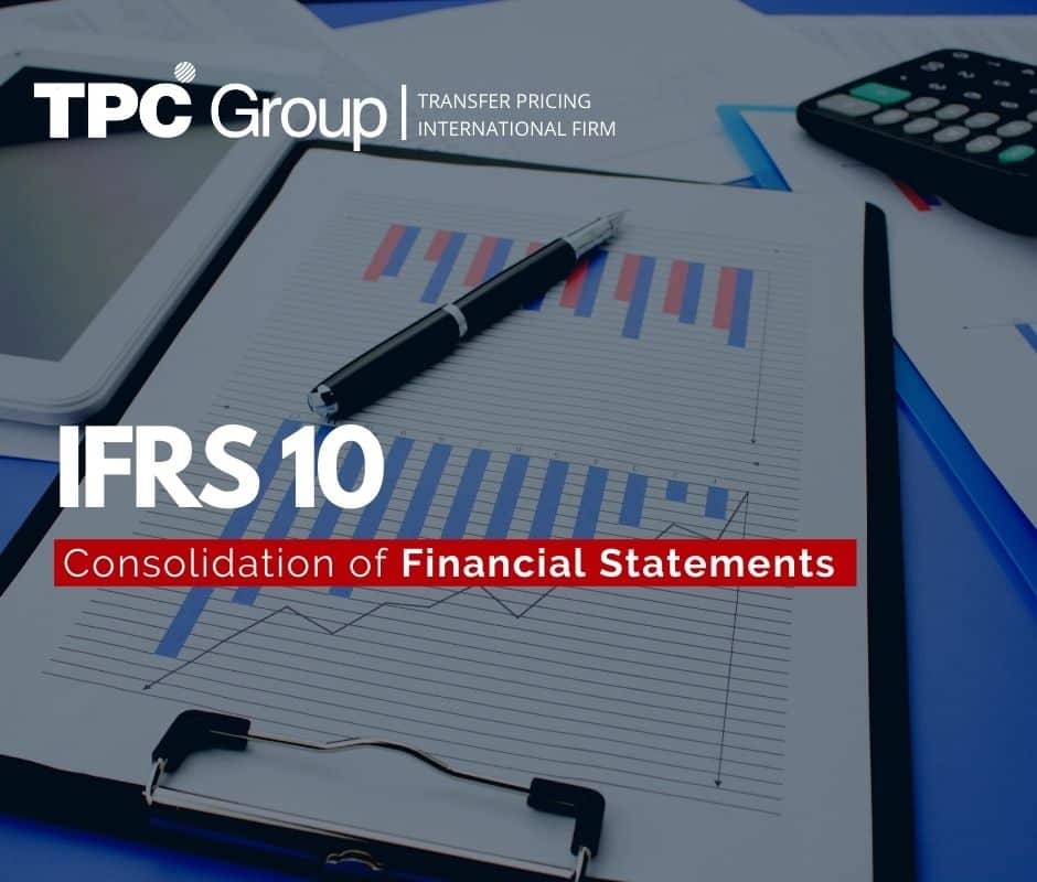 IFRS 10 - Consolidation of financial statements