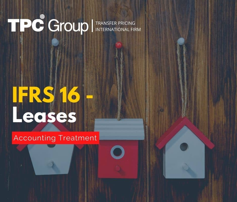 IFRS 16 - Leases