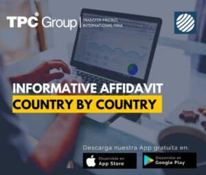 Country by Country Information Affidavit