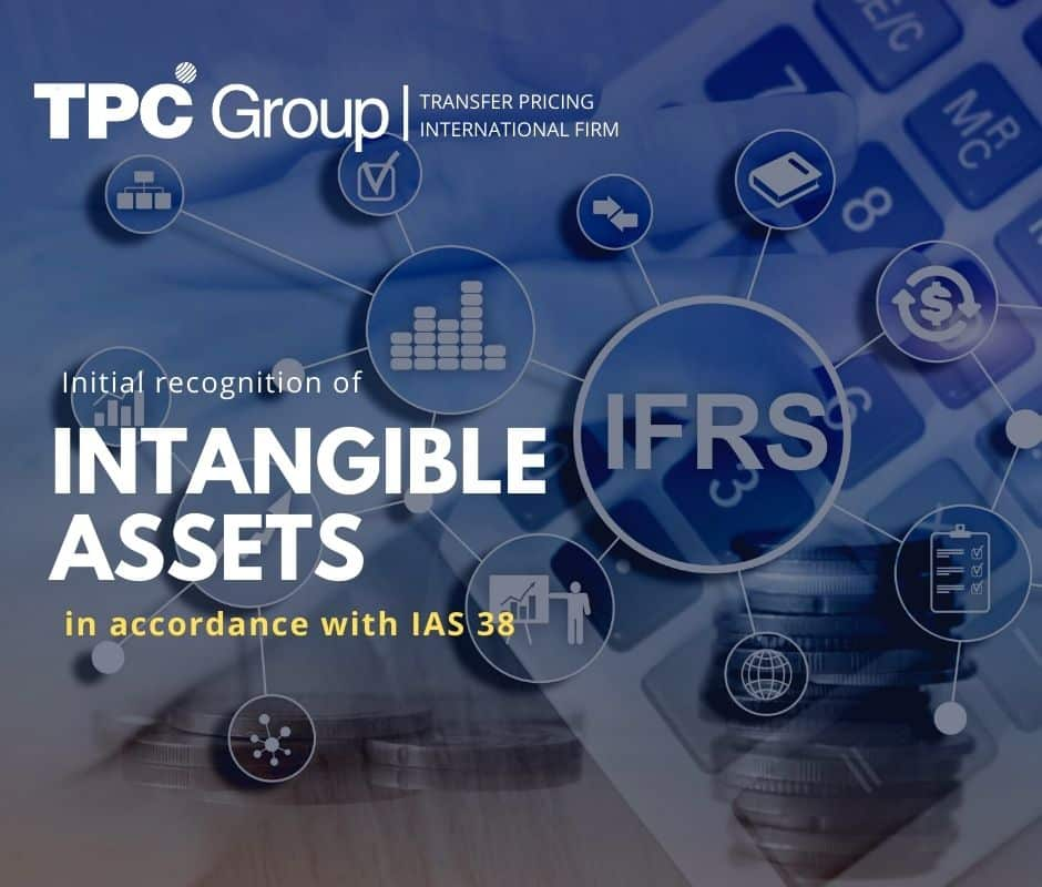 Initial Recognition of Intangible Assets Under IAS 38