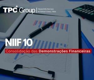 NIIF 10 - Consolidação das Demonstrações Financeiras