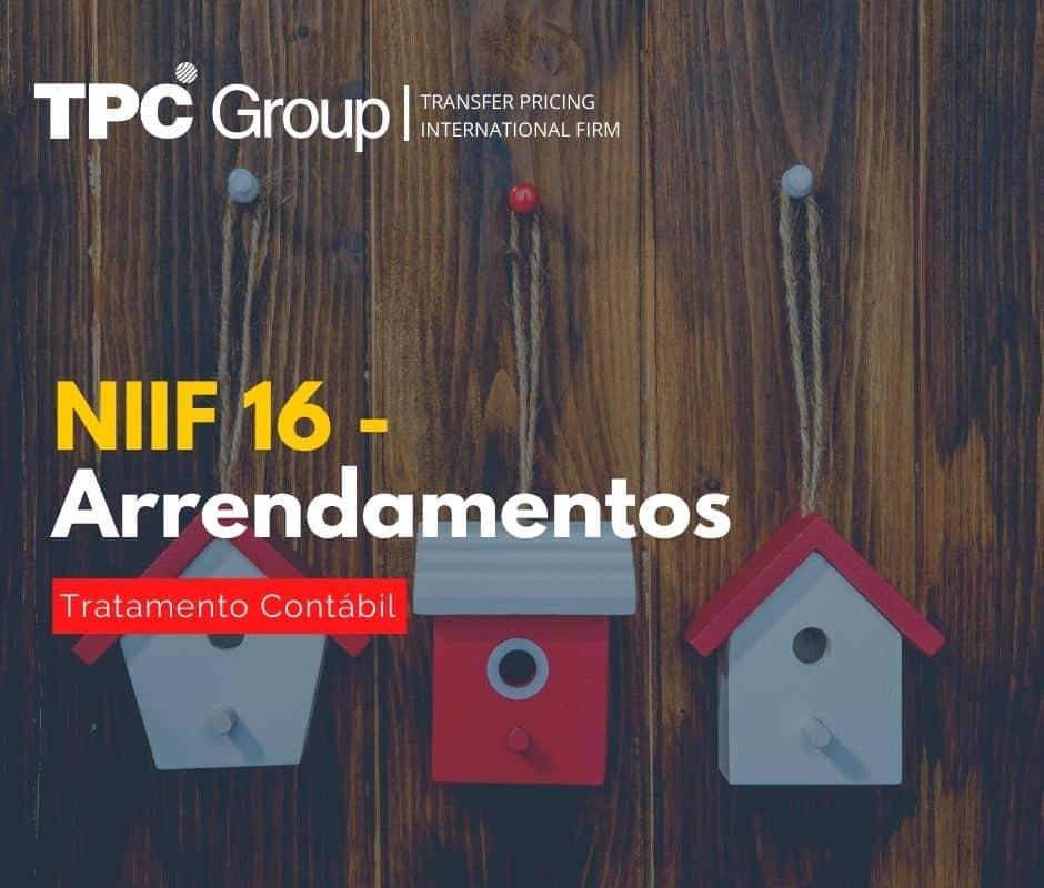 NIIF 16 – Arrendamentos