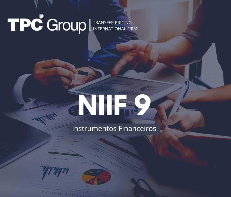NIIF 9 - Classificação e mensuração de ativos financeiros