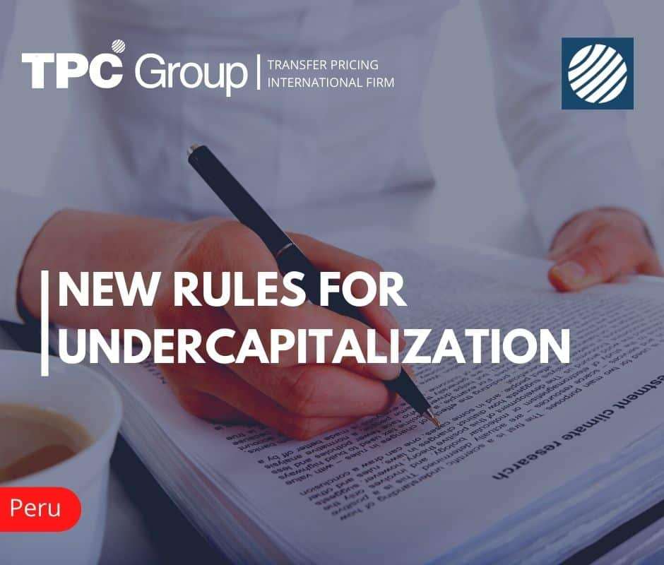 New Undercapitalization Rules