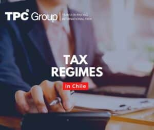 New Tax Regimes in Chile