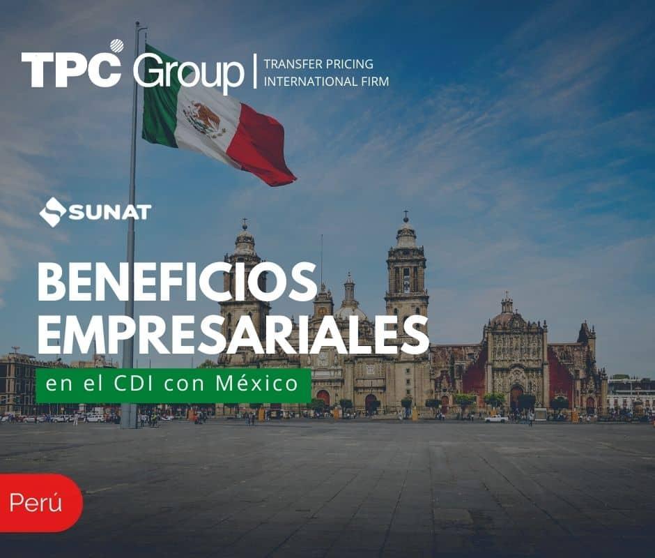 Beneficios Empresariales en el CDI con México