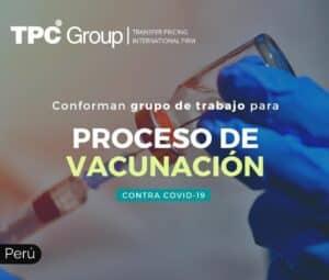 Conforman Grupo de Trabajo para Proceso de Vacunación Contra Covid-19