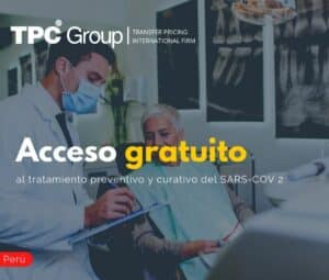 Acceso Gratuito al Tratamiento Preventivo y Curativo del SARS-Cov 2