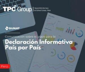 Comunicación Sobre Plazo para la Declaración Informa País por País