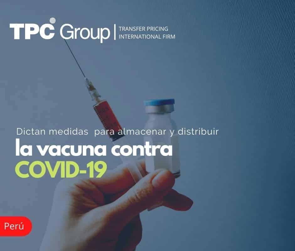 Dictan Medidas para Almacenar y Distribuir la Vacuna Contra Covid-19