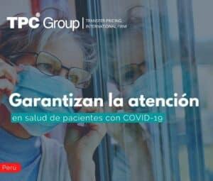 Garantizan la Atención en Salud de Pacientes con Covid - 19