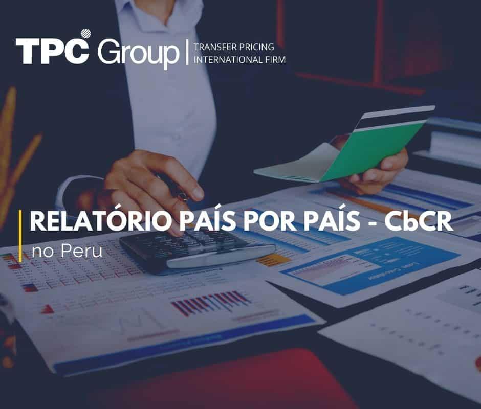 A declaração de informação país por país no Peru
