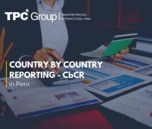 The Country by Country Information Statement in Peru
