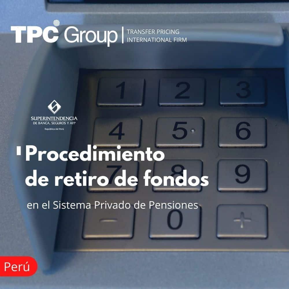 Procedimiento de Retiro de Fondos en el Sistema Privado de Pensiones