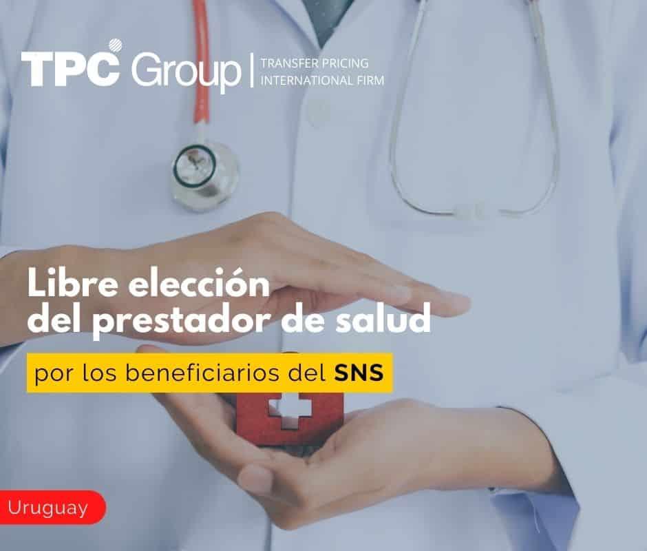 Libre Elección del Prestador de Salud por los Beneficiarios del SNS