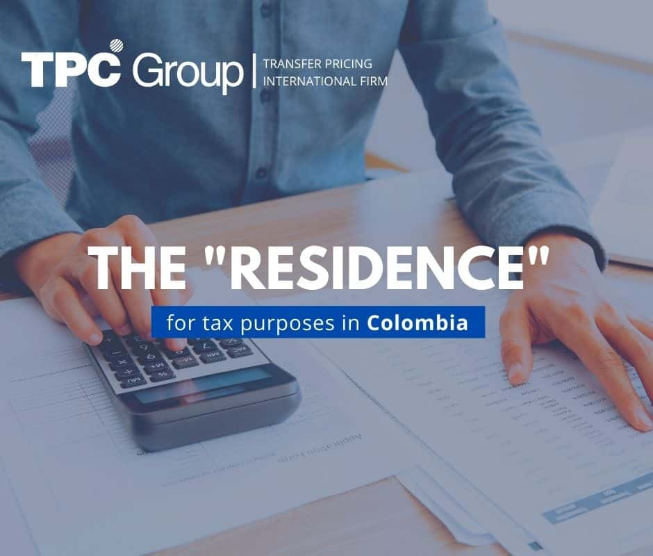 Definition of Fiscal Residence in Colombia