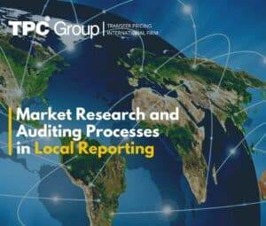 Market Research and Auditing Processes in Local Reporting