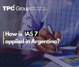 How is IAS 7 Applied in Argentina?