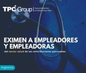 Eximen a empleadores y empleadoras del sector salud de las contribuciones patronales