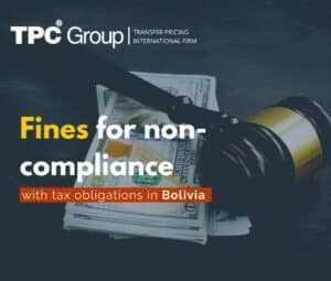 Fines for non-compliance with tax obligations in Bolivia