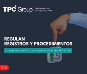 Regulan registros y procedimientos a cargo del servicio de registro civil e identificación