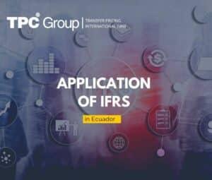 Application of IFRS in Ecuador