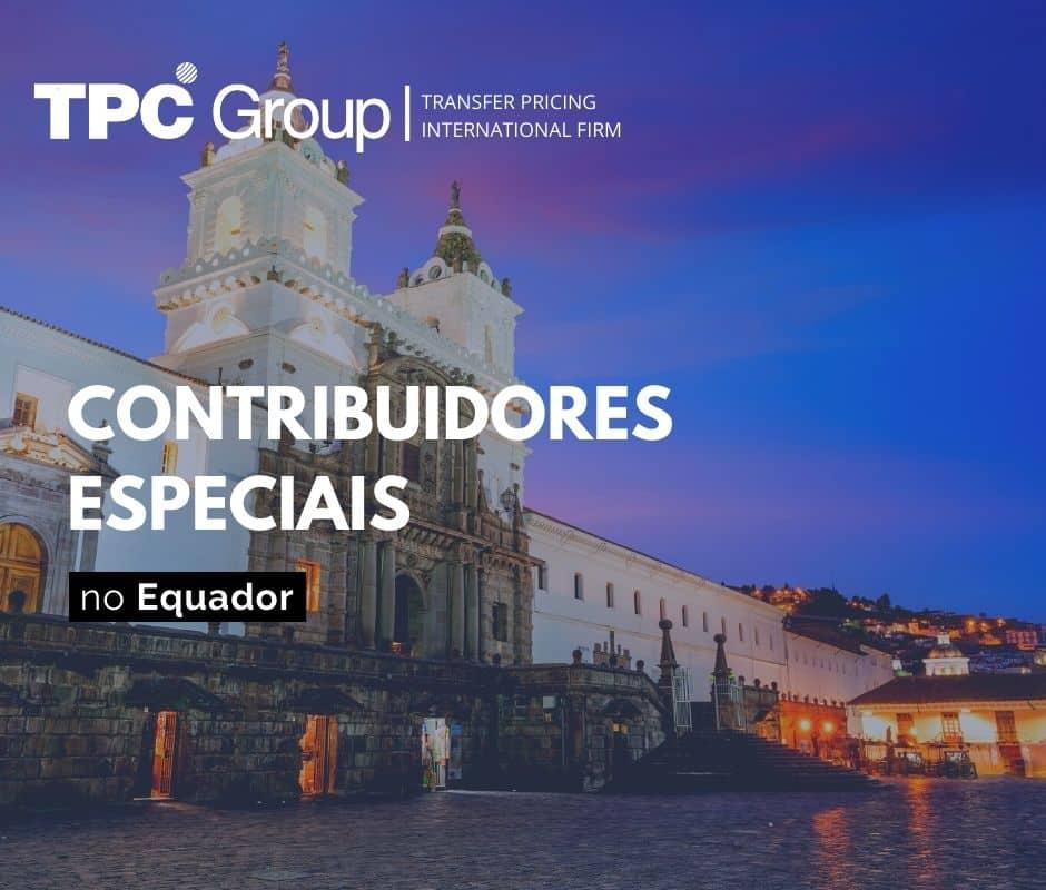 Contribuintes especiais no Equador