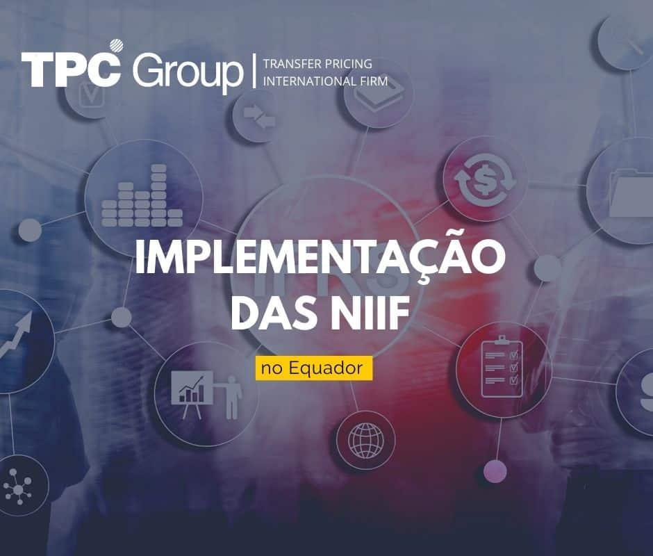 Aplicação das NIIF no Equador
