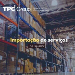 Importação de serviços no Equador: Serviços digitais