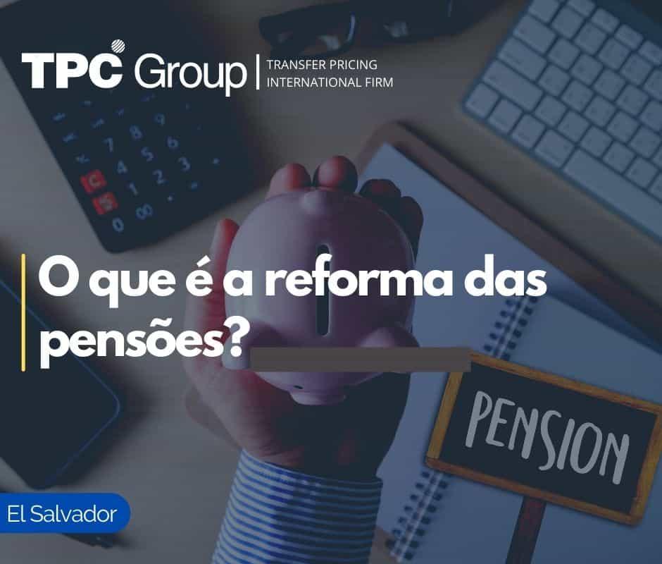 Reforma de Pensão : Reembolso de Saldos para Salvadorenhos Não-Pensionados Residentes no Exterior