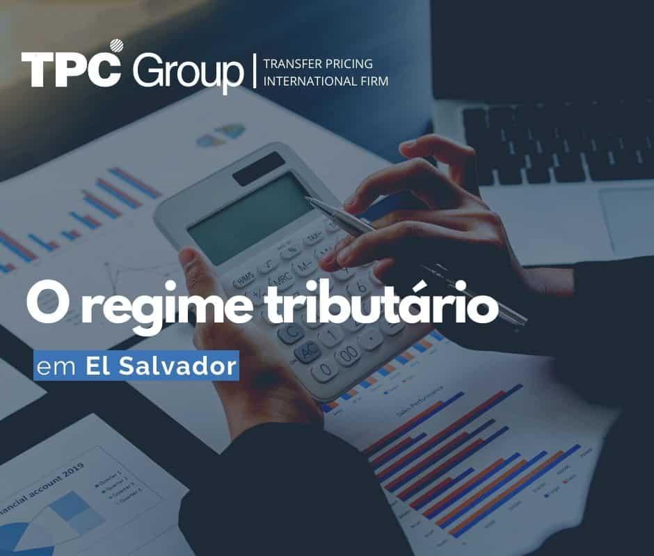 O regime tributário em El Salvador