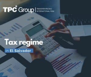 The tax regime in El Salvador