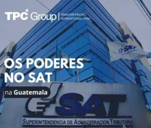 Os Poderes do SAT na Guatemala