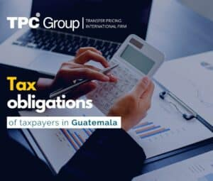 Tax obligations of taxpayers in Guatemala