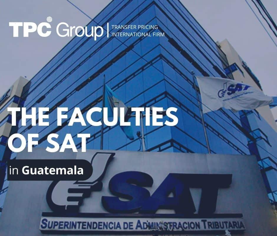 SAT Powers In Guatemala