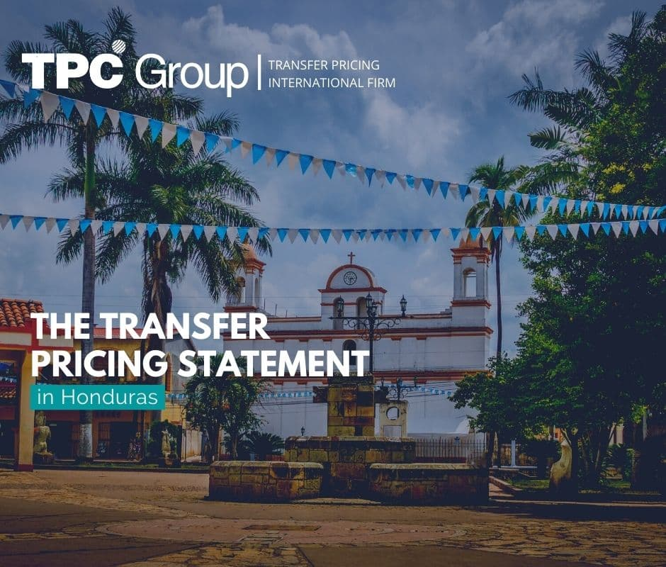 The Transfer Pricing Statement in Honduras