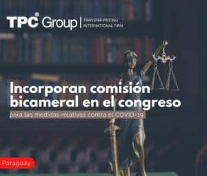 Incorporan comisión bicameral en el congreso para las medidas relativas contra el COVID-19